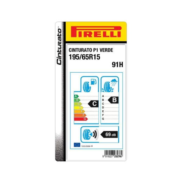 Reifenzentrum G3 - Pirelli